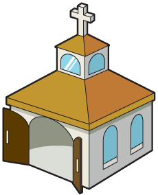box-shaped-chuch